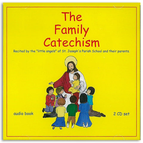 The Family Catechism Audio Book