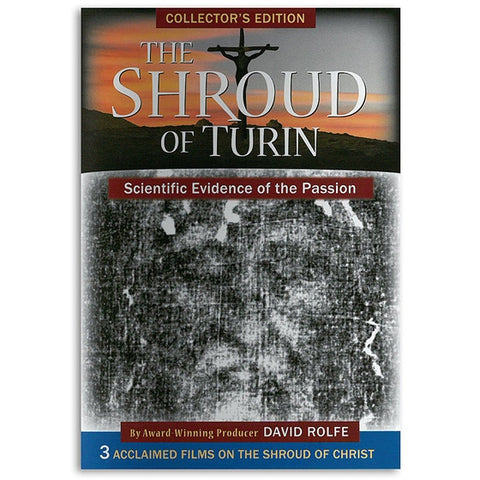 The Shroud of Turin: 3 Films