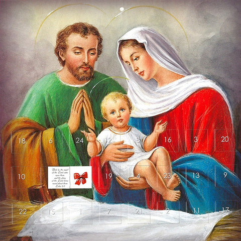 Holy Family Advent Calendar