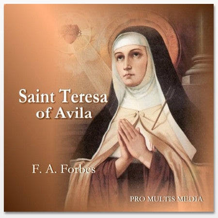 St. Teresa of Avila Audio Book