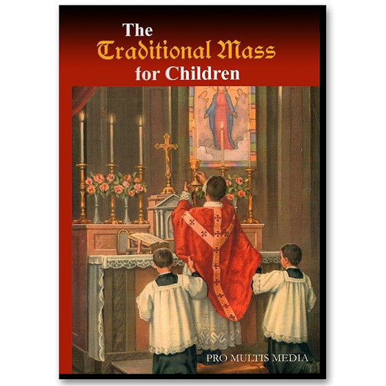 The Traditional Mass for Children DVD
