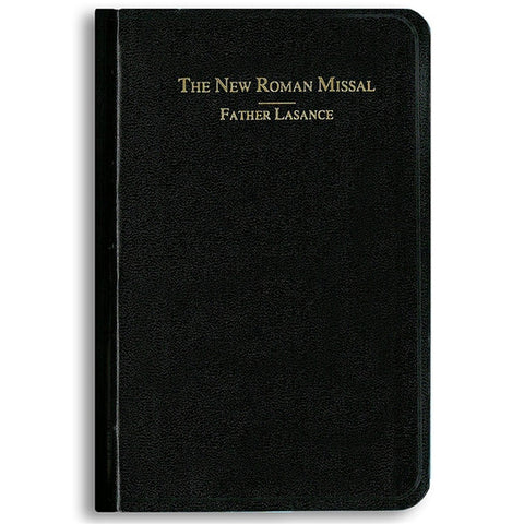The New Roman Missal: Lasance
