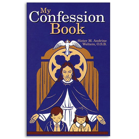 My Confession Book - Walters