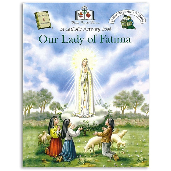 Our Lady of Fatima Activity Book