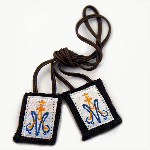 Child's Brown Scapular