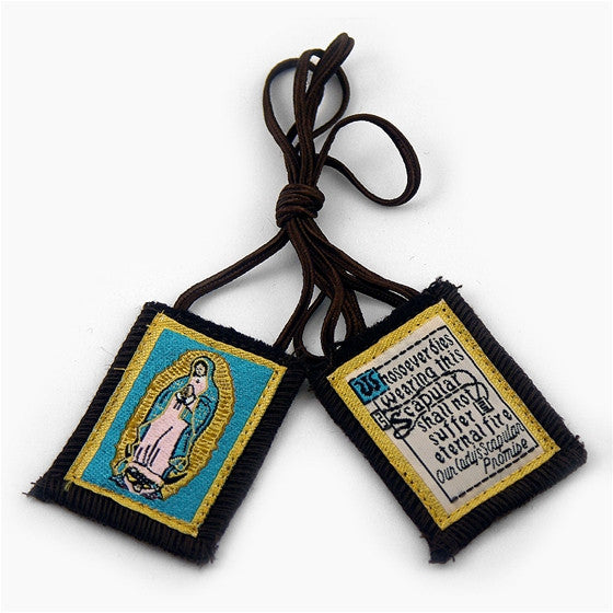 Brown Scapular - Guadalupe