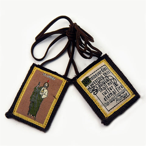 Brown Scapular - St. Jude
