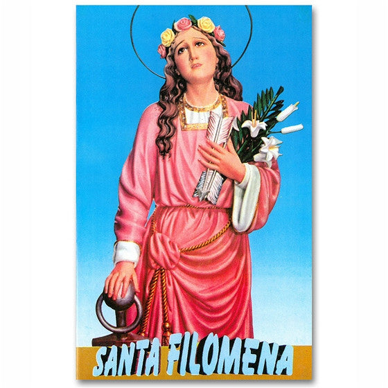 Santa Filomena (St. Philomena: Virgin and Martyr)