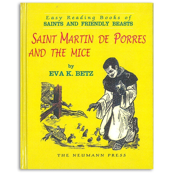 Saint Martin de Porres and the Mice - Betz