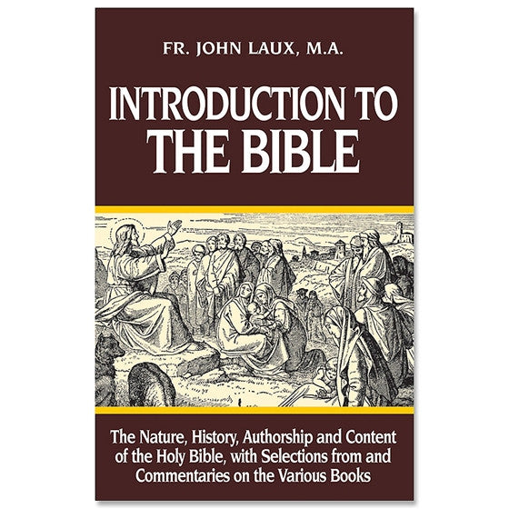 Introduction to the Bible: Laux