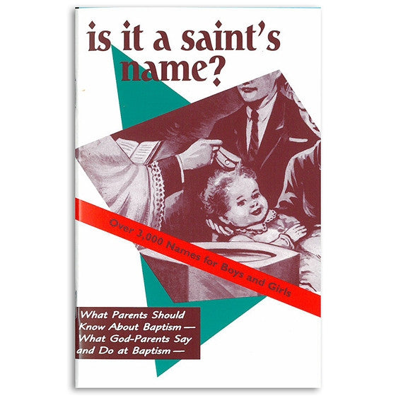 Is It a Saint's Name?: Dunne