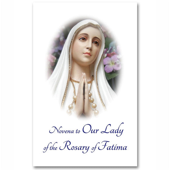 Novena to Our Lady of the Rosary of Fatima