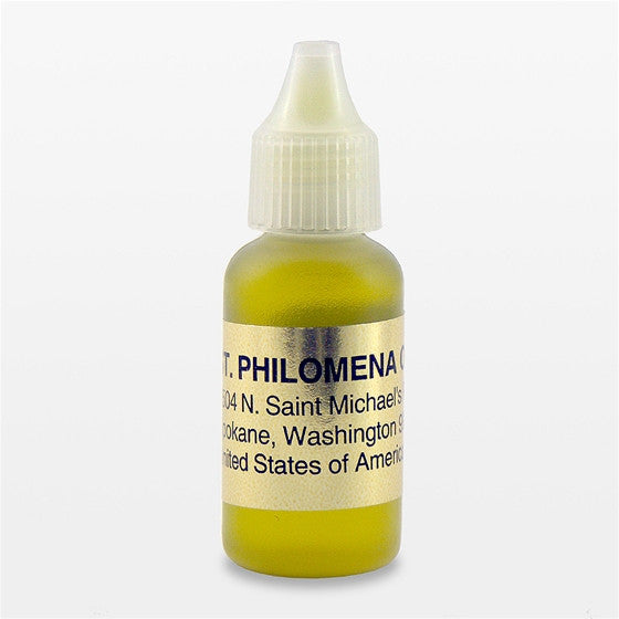 St  Philomena Oil
