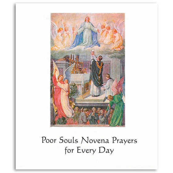 Poor Souls Novena Prayers for Every Day