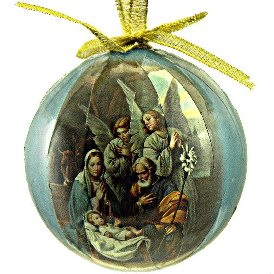 Blessed Art Thou Ornament