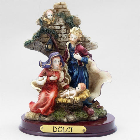 Nativity Trio by Dolci #3