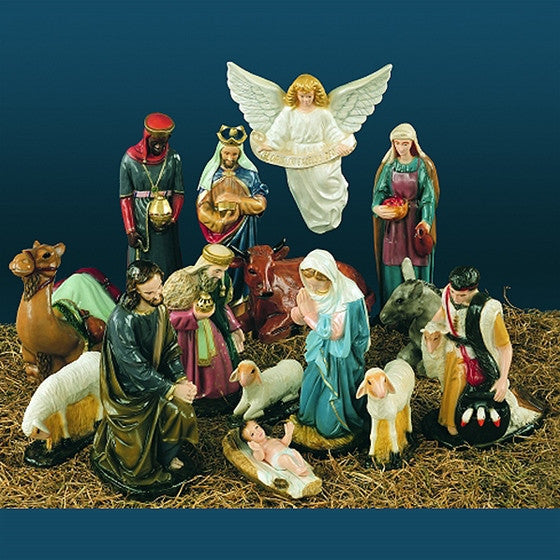 Nativity 15 Piece Set
