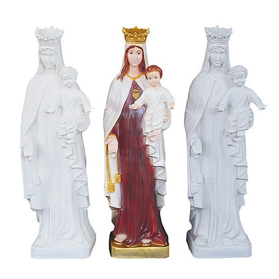 Our Lady of Mt. Carmel: 24""