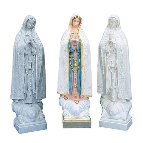 Our Lady of Fatima: 24""