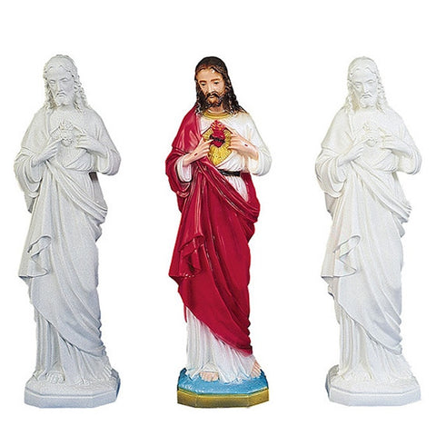 "24"" Sacred Heart of Jesus"