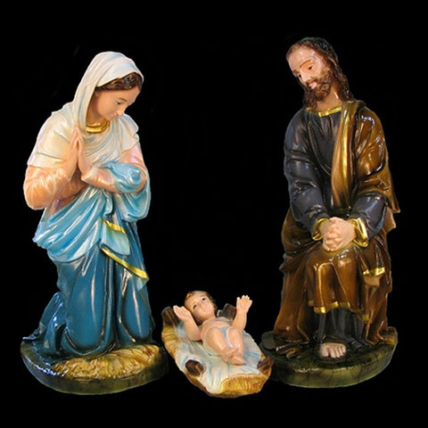 Nativity 3 Piece Starter Set