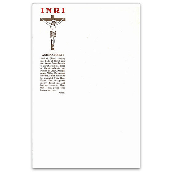 INRI Stationery Tablet