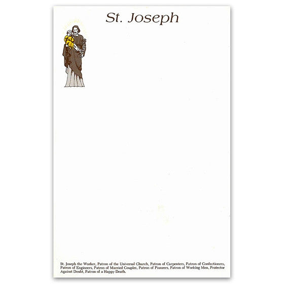 St. Joseph Stationery