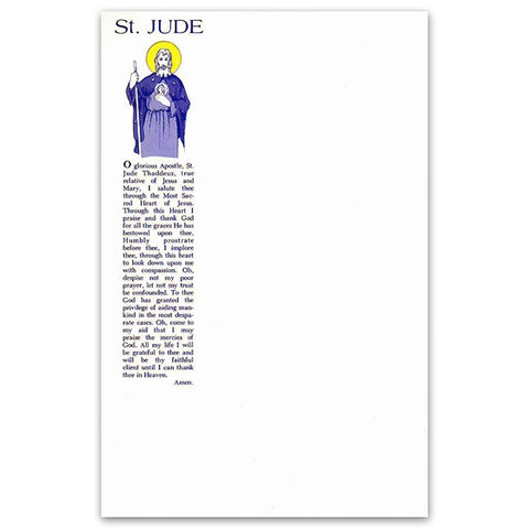 St. Jude Stationery - Tablet