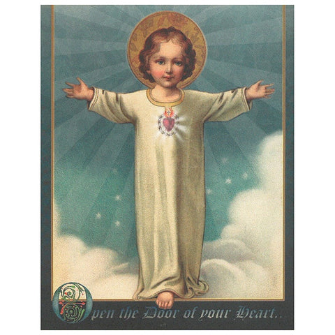 Child Jesus Note Card
