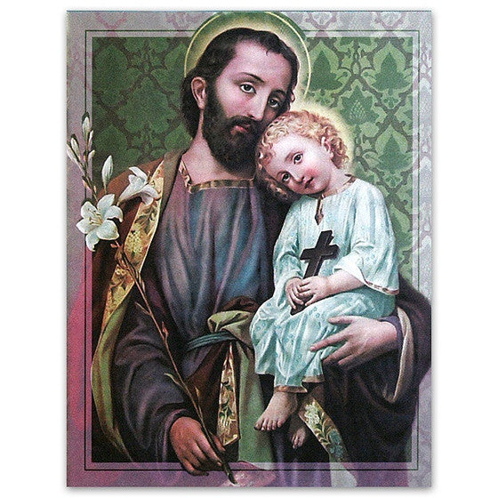 St. Joseph Note Card