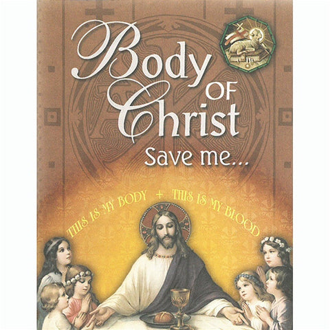 Soul of Christ Note Card