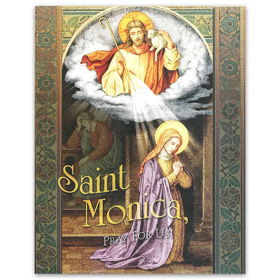 St. Monica Note Card