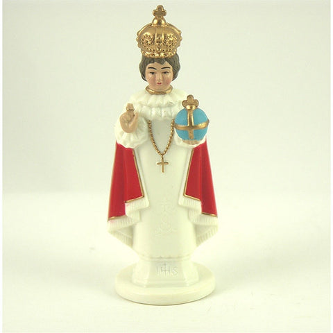 Infant of Prague Car Statue