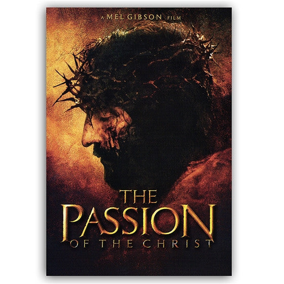 The Passion of the Christ VHS