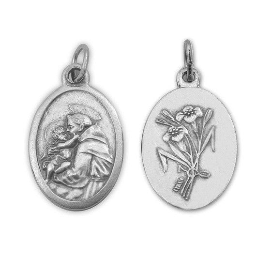 St anthony medal mary immaculate queen center st anthony medal aloadofball Choice Image