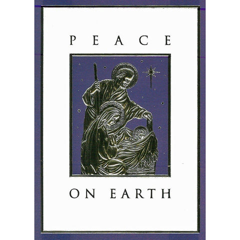 Peace on Earth 10/pk