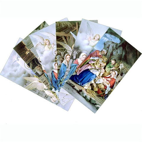 Angel Series Holy Cards