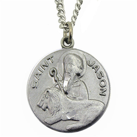 St. Jason Medal with Chain