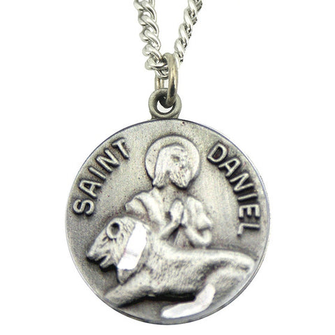 St. Daniel Medal with Chain