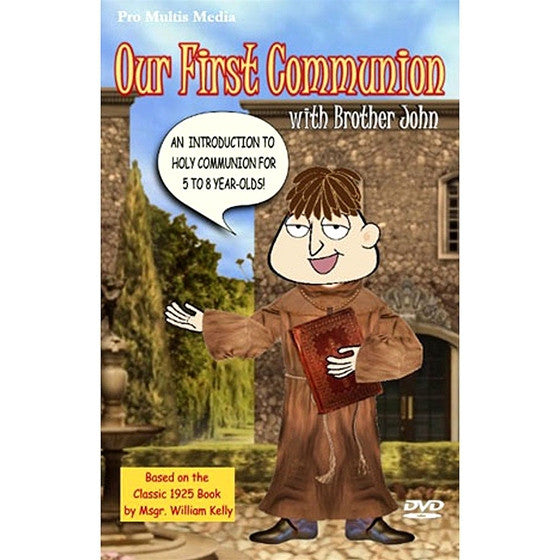 Our First Communion DVD