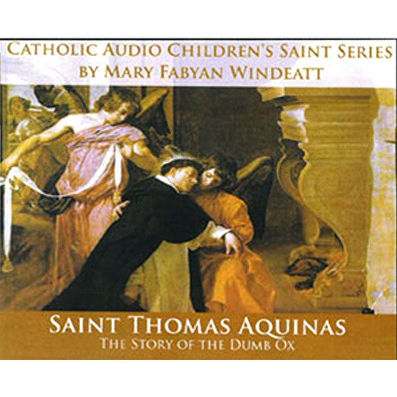St. Thomas Aquinas Audio Book