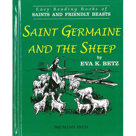 St. Germaine and the Sheep