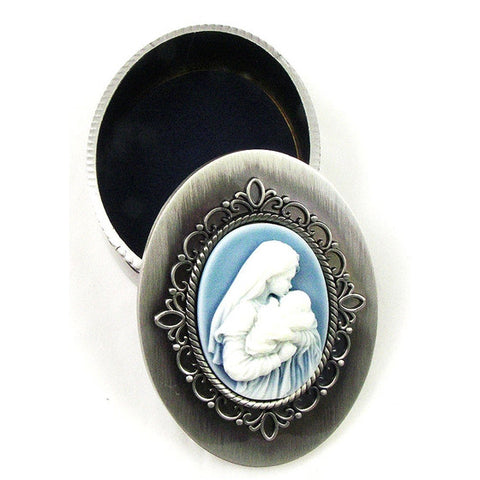 Mother's Kiss Rosary Box