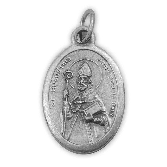 St. Augustine of Hippo Medal