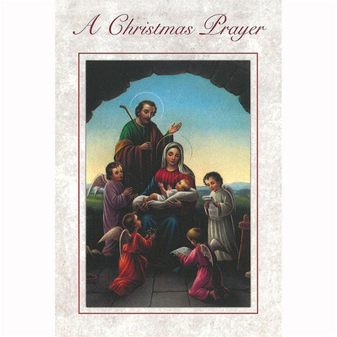 A Christmas Prayer 16/pk