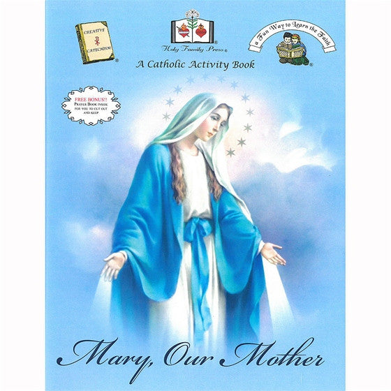 Mary Our Mother Activity Book