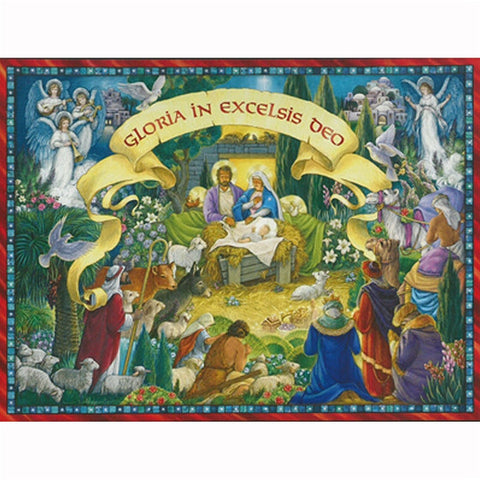 Gloria in Excelsis Deo Puzzle