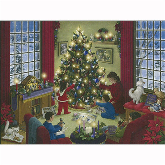 Christmas at Home Puzzle