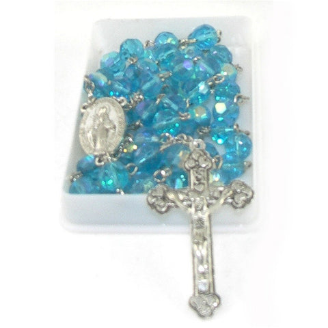 Birthstone Rosary: December