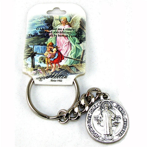 St. Benedict Key Ring